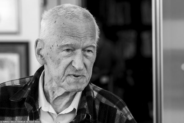 Kornel Morawiecki zmarł w poniedziałek 30 września