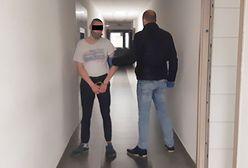 Warszawa. 20-latek zaatakował nożem kierowcę na Mokotowie