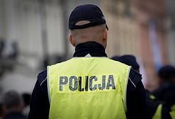 Warszawa. Pijany 16-latek zaatakował nożem policjanta