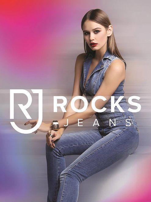 Spodnie polskiej marki RJ Rocks Jeans
