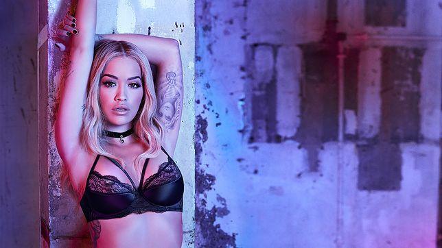 Rita Ora otworzyła butik Tezenis w Warszawie