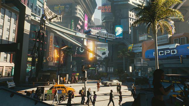 """CD Projekt RED potwierdza - będzie więcej gry z uniwersum """"Cyberpunk 2077"""""""