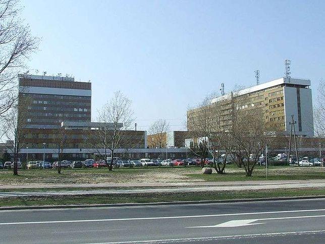 Alarmująca sytuacja warszawskiego Centrum Onkologii!