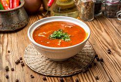 Rozgrzewająca zupa na jesień i zimę