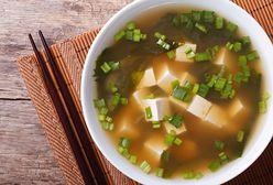 Miso - japońska zupa na piękny wygląd