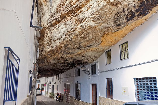 Setenil de las Bodegas, Hiszpania