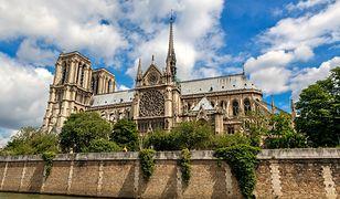 Pożar paryskiej katedry Notre Dame miał miejsce 15 kwietnia