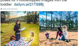 Fotograf zrobił fotomontaż zdjęć matki z jej martwym dzieckiem. Nie wiedział, że sama je zabiła