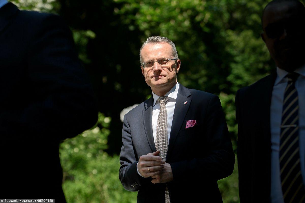Media: ambasador Marek Magierowski wezwany do izraelskiego MSZ