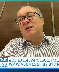 Wyznanie sędziego Wojciecha Łączewskiego. Reakcja Włodzimierza Czarzastego