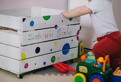 Interaktywne zabawki dla rocznego dziecka