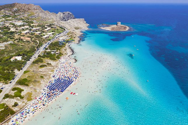 Opłata za wejście na plażę. Sardynia walczy z nadmiarem turystów