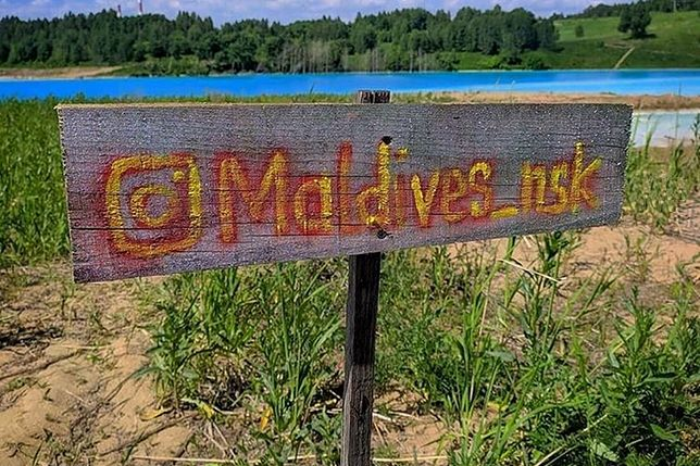 """""""Syberyjskie Malediwy"""". Niebezpieczna atrakcja w Rosji"""