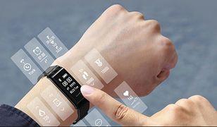 Huawei Band A2 dostępna w Biedronce