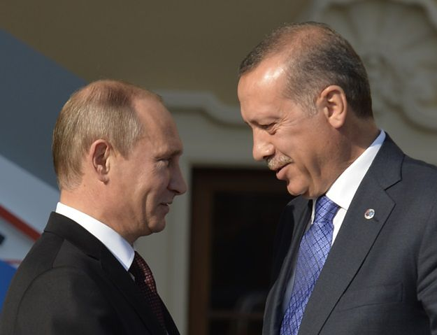 Oś Rosja-Iran-Turcja zatrzęsie Bliskim Wschodem? Ani to sojusz, ani równe partnerstwo