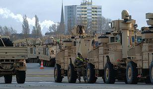 """Amerykańscy żołnierze w drodze do Polski. Chodzi o manewry """"Defender-Europe 2020"""""""