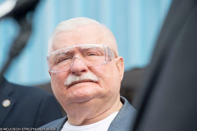 Lech Wałęsa zaatakowany w Warszawie. Uderzono szefa jego instytutu