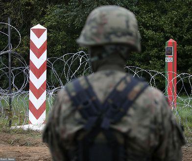 Kryzys na granicy. MON zbuduje umocnienia dla żołnierzy i funkcjonariuszy SG