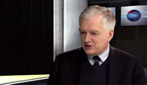 Jarosław Gowin o incydencie z udziałem prezydenckiego samochodu