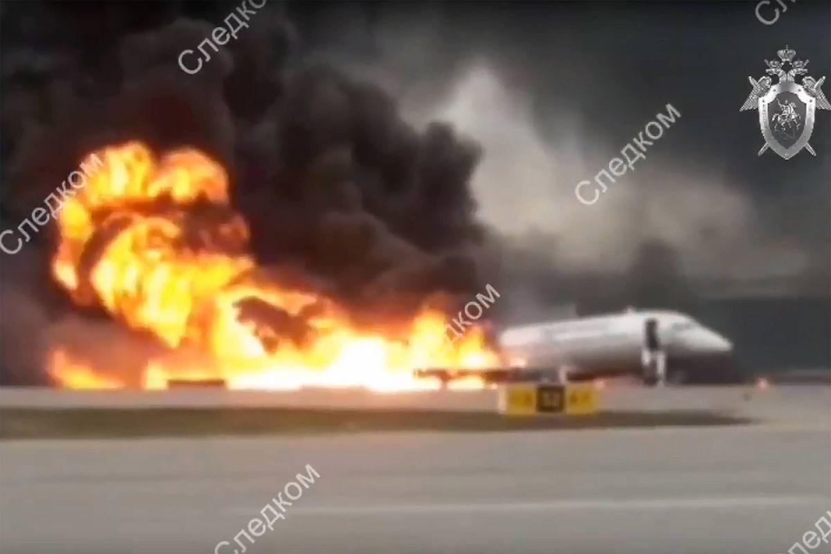 Katastrofa samolotu na lotnisku Moskwa-Szeremetiewo. Wzrosła liczba ofiar
