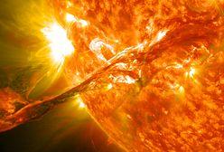 NASA. Burza słoneczna może uderzyć już dziś. Jak nam zagraża?