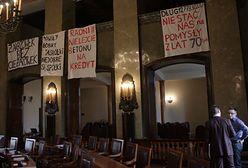 Będzie obwodnica przy Zakrzówku? Trwa protest mieszkańców Krakowa