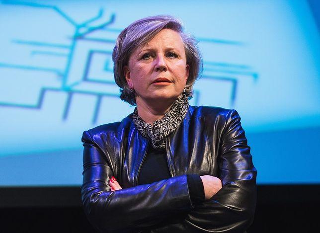 Krystyna Janda wątpi w solidarność kobiet?