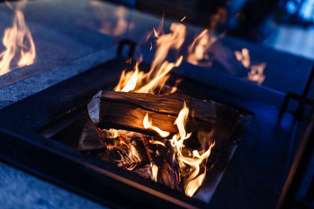 Biokominek zapewni ciepło w chłodne wieczory