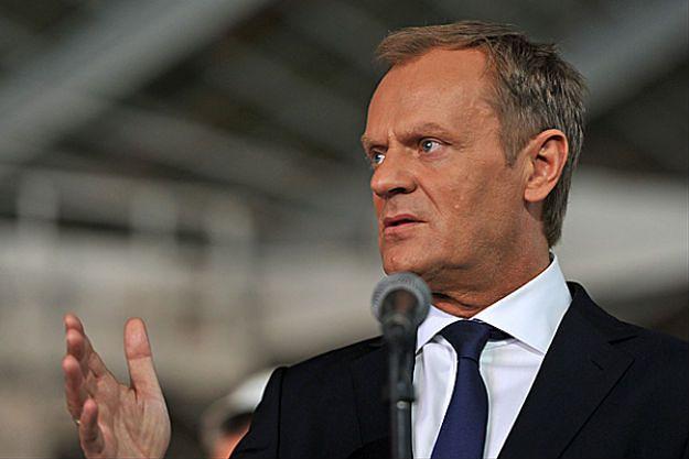 Donald Tusk wzywa Niemcy do objęcia przywództwa w kryzysie migracyjnym