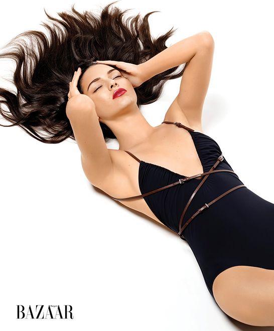 Kendall Jenner w obiektywie Karla Lagerfelda