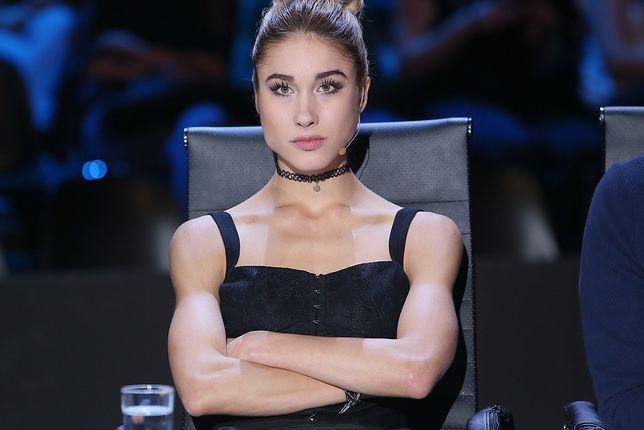 Ida Nowakowska: nie lubię swoich ramion