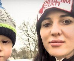 Choroba odebrała jej 2-letniego synka. 23-letnia Marlena zbiera na operację