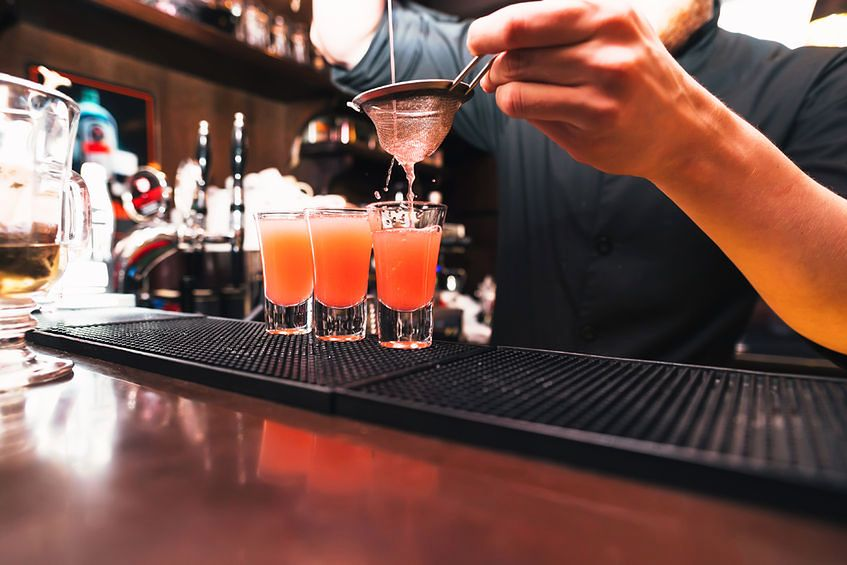 Alkohol wysokoprocentowy