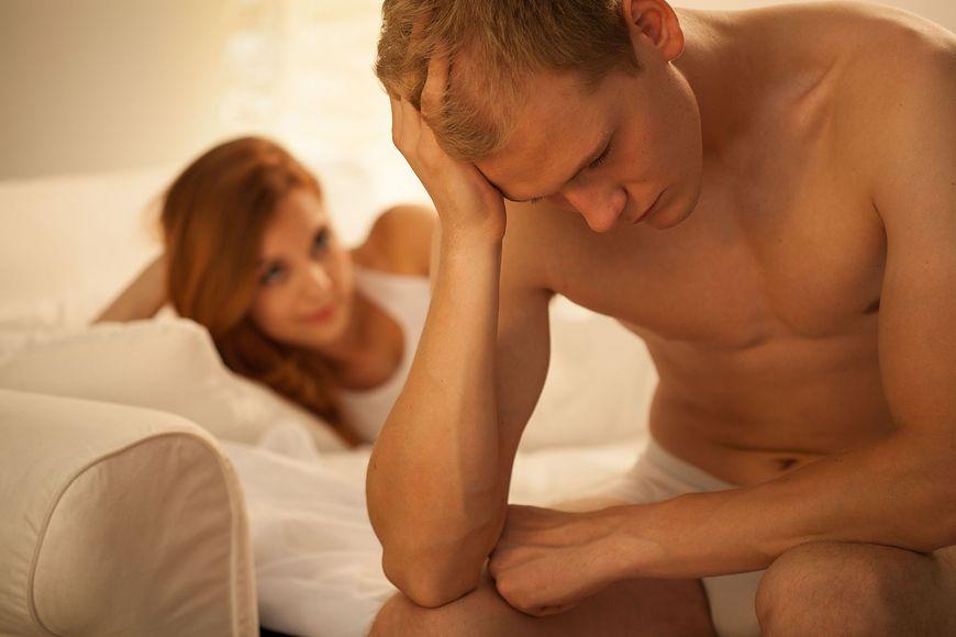 Kłopoty z seksem dopadają prawie każdego