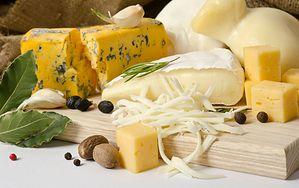 5 najzdrowszych gatunków sera