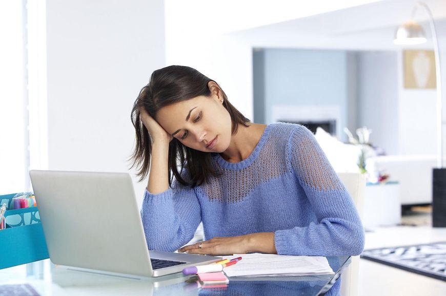 nadmiar obowiązków w pracy