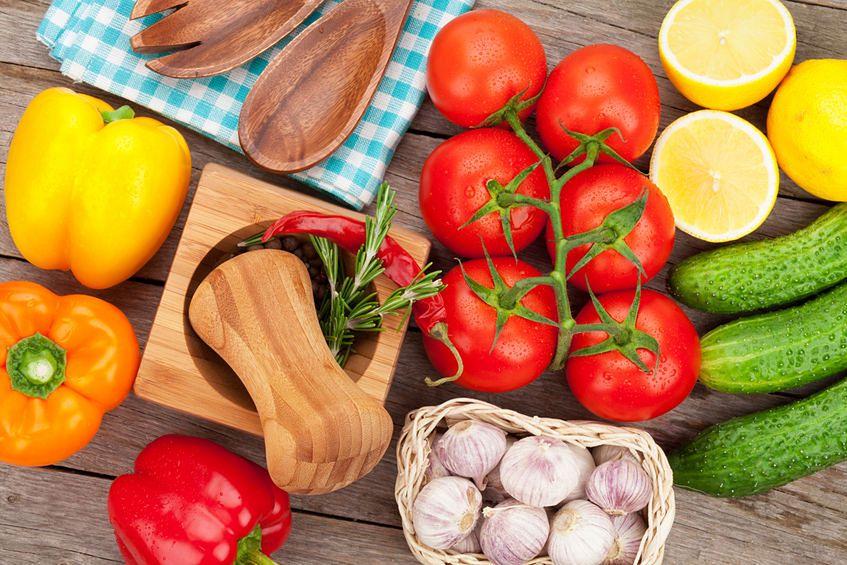 Warzywa jako źródło błonnika