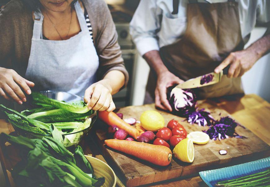 Przejście na dietę wegetariańską obniży ryzyko raka