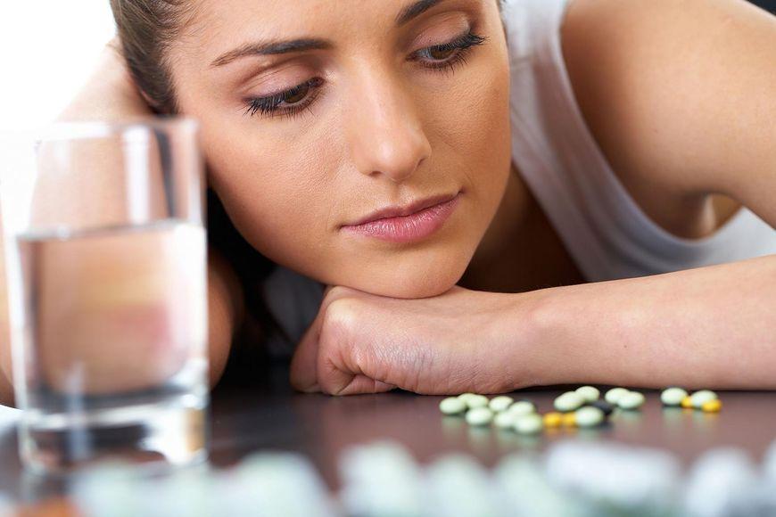 Antybiotykoterapia niszczy florę bakteryjną