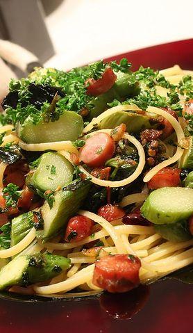 Pasta z zielonego chili, idealna dla lubiących ostre smaki