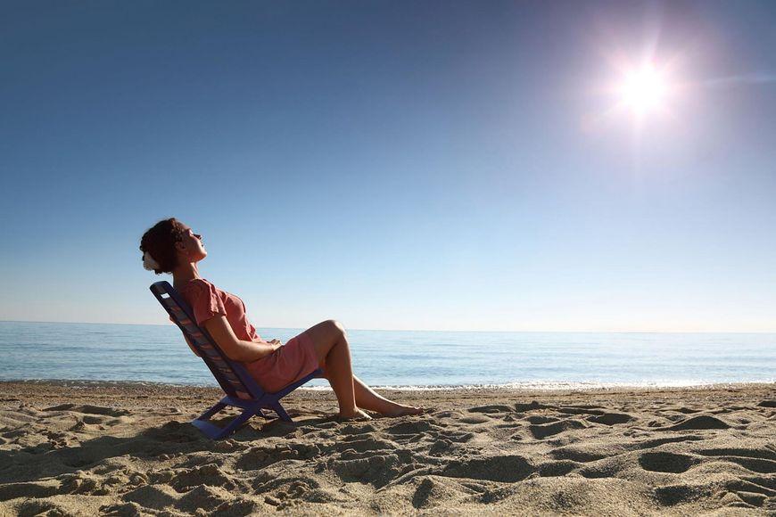 Poparzenia słoneczne pojawiają się zdecydowanie zbyt często