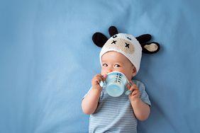 5 herbatek dla dzieci na lepsze trawienie