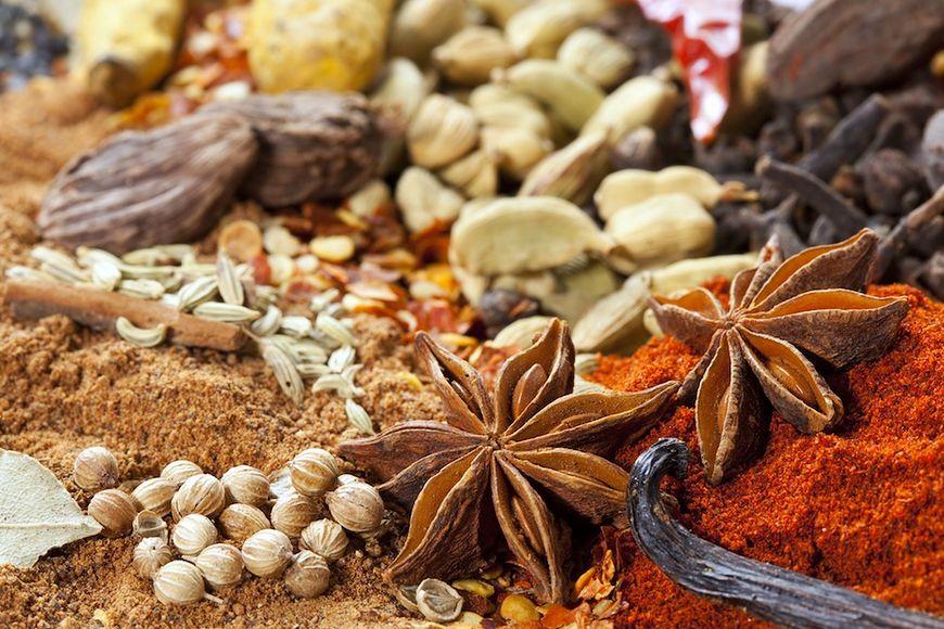 Przepis na garam masala