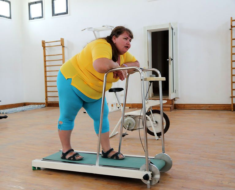 Za brak efektów odchudzania mogą być odpowiedzialne choroby