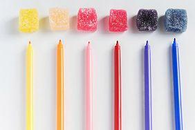 Jak na organizm wpływają sztuczne barwniki spożywcze?