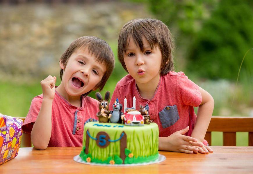 Tort urodzinowy musi być ciekawy