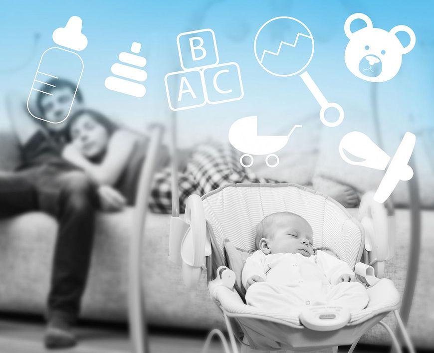 Odpowiedni wybór gadżeetów do snu dziecka