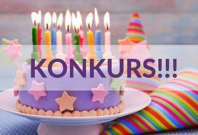 Przygotuj tort urodzinowy dla WP parenting i wygraj wspaniałe nagrody!