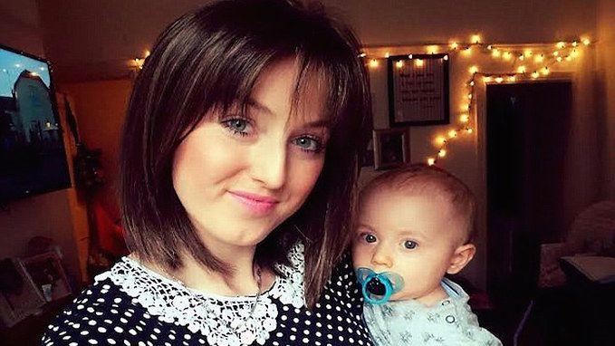Dziecko pomogło wykryć jej raka piersi