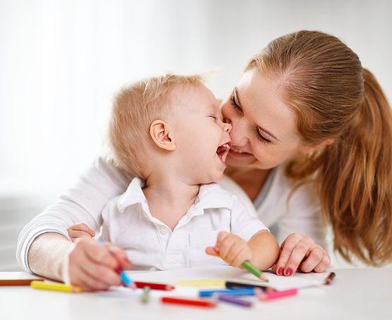 Dlaczego rodzic powinien bawić się razem z dzieckiem?